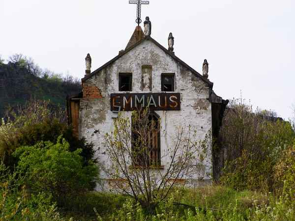Tiny churches that have been decommissioned are a perfect project for the ambitious renovator