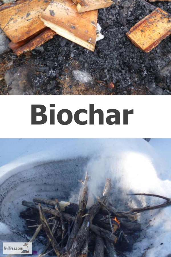 Biochar - natures own carbon sequestering technique... Fire As A Tool | Homesteading