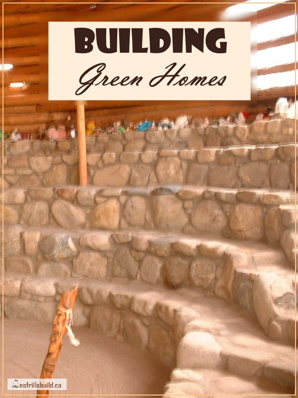 Building Green Homes