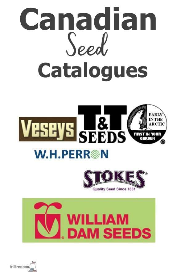 Canadian Seed Catalogues
