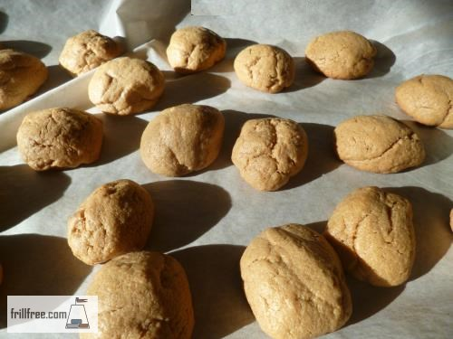 Line your cookie sheet with parchment paper