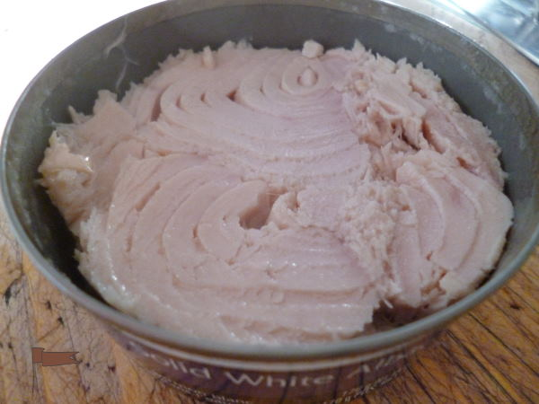 The Best option; solid white Albacore Tuna