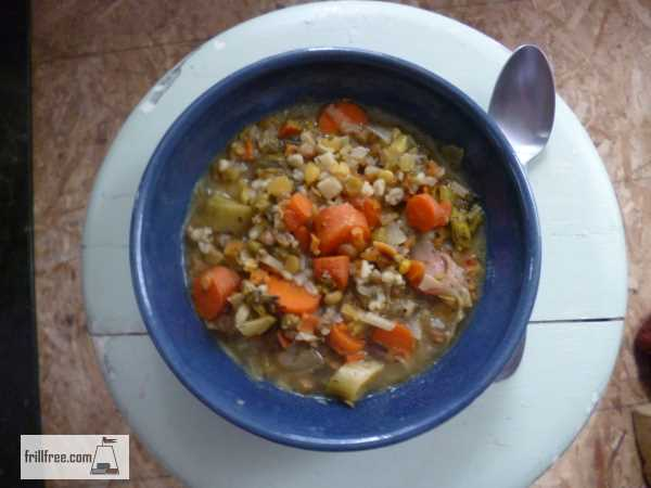 Check out Joyces Vegetable Soup...