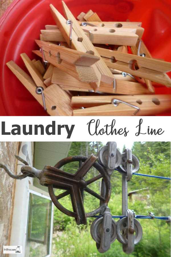 Laundry Clothes Line