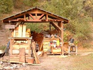 The Livery Woodshed...see more...