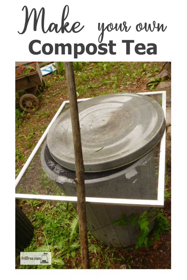 How to Make Compost Tea...