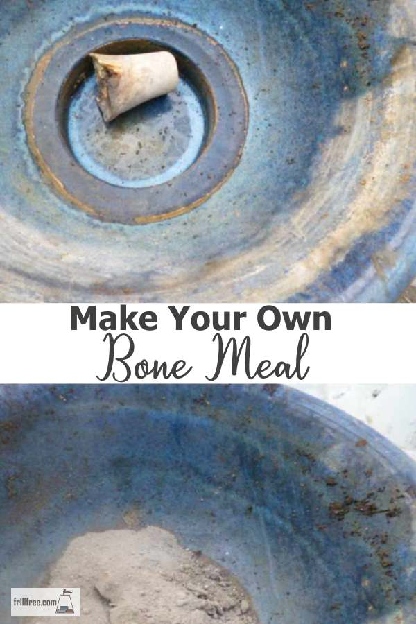 Make Your Own Bone Meal