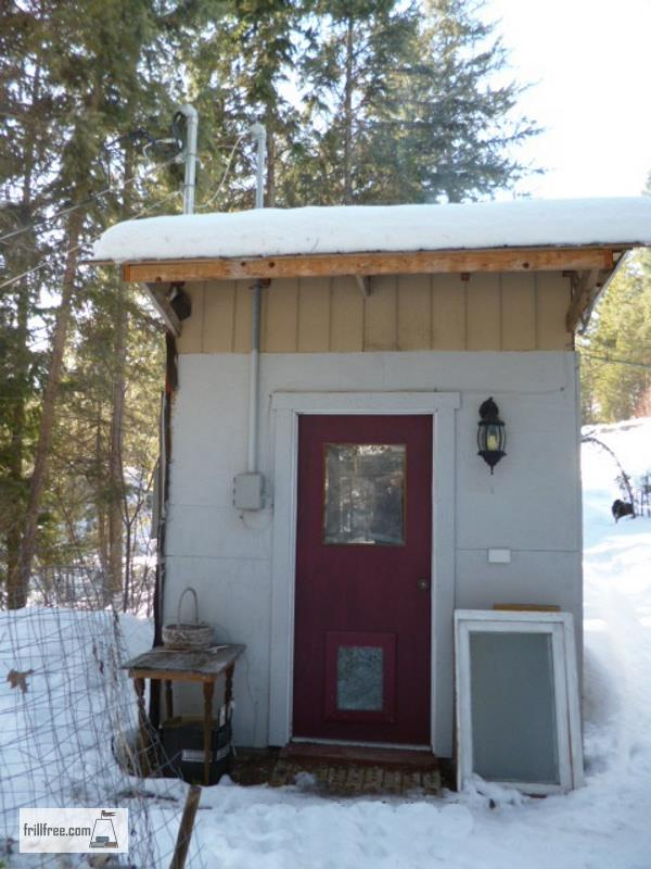 Mercantile Power Shack - a functional and fun shed