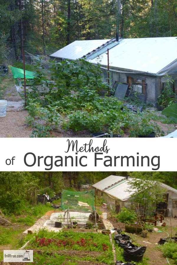 Methods of Organic Farming