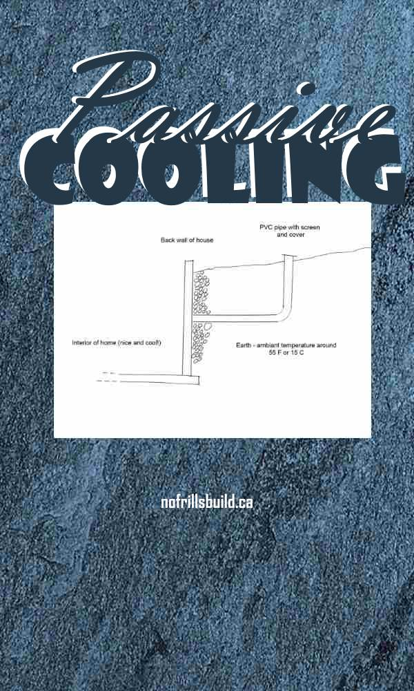 Passive Cooling