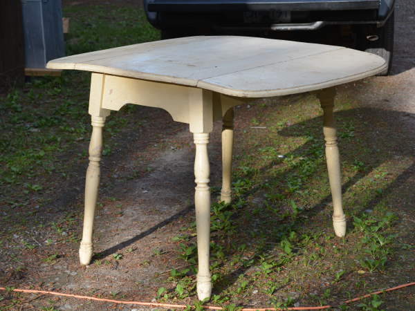 Old Kitchen Table