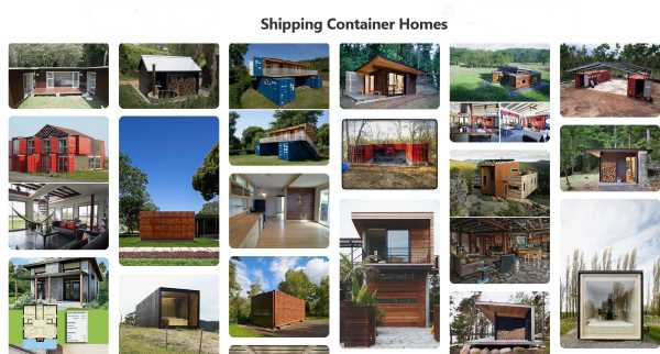 Shipping Container Homes on Pinterest