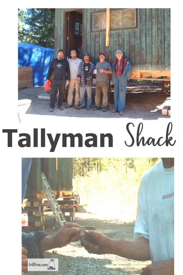 The Tallyman Shack