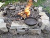 Renovating the Fire Pit