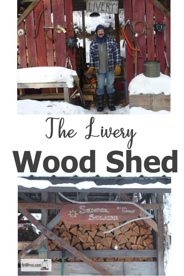 The Livery Wood Shed