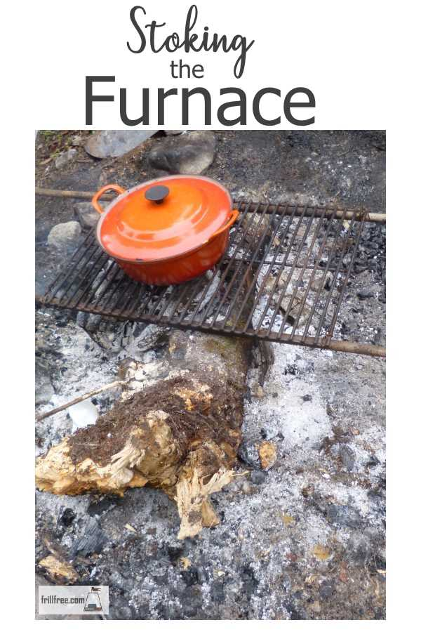 Stoking the Furnace - simple recipes for happy tummies