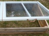 Old Window Cold Frame